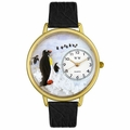 Penguin Watch in Gold or Silver Unisex G 0140006