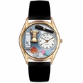 Pharmacist Watch Classic Gold Style C 0610005