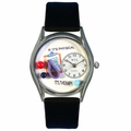 Physical Therapist Watch Classic Silver Style S 0610006