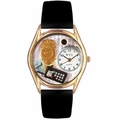 Police Officer Watch Classic Gold Style C 0620013