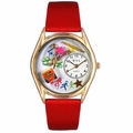 Preschool Teacher Watch Classic Gold Style C 0640004