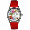 Preschool Teacher Watch Classic Silver Style S 0640004