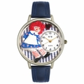Raggedy Ann Watch in Silver Unisex U 0220003