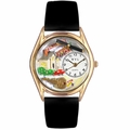 Realtor Watch Classic Gold Style C 0630002