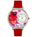 Red Hat Madam Watch in Silver Unisex U 0470005
