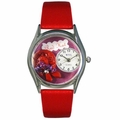 Red Hat Watch Classic Silver Style S 0460001