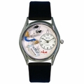 Respiratory Therapist Watch Classic Silver Style S 0610018