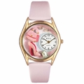 Shopper Mom Watch Classic Gold Style C 1010007