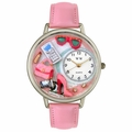 Shopper Mom Watch in Silver Unisex U 1010008