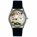 Soccer Watch Classic Silver Style S 0820020