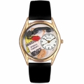 Speech Therapist Watch Classic Gold Style C 0610020