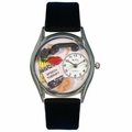 Speech Therapist Watch Classic Silver Style S 0610020