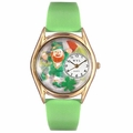 St Patricks Day Watch  Irish Flag  Classic Gold Style C 1224003