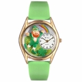 St Patricks Day Watch  Rainbow  Classic Gold Style C 1224002