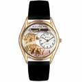 Stock Broker Watch Classic Gold Style C 0620015