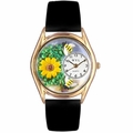 Sunflower Watch Classic Gold Style C 1211002
