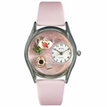 Tea Roses Watch Classic Silver Style S 0310003