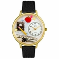 Teacher Watch in Gold or Silver Unisex G 0640001