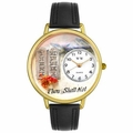 Ten Commandments Watch in Gold or Silver Unisex G 0710014