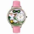Tennis Watch Female in Silver Unisex U 0810008