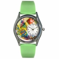 Tropical Fish Watch Classic Silver Style S 0140008