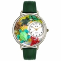 Turtles Watch in Silver Unisex U 0140003
