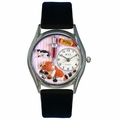 Veterinarian Watch Classic Silver Style S 0130013