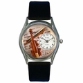 Violin Watch Classic Silver Style S 0510002
