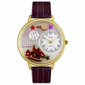 Volleyball Watch in Gold or Silver Unisex G 0820013