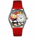 Waitress Watch Classic Silver Style S 0630013