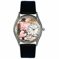 What a Ham Pig Watch Classic Silver Style S 0420011