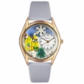 Winter House Watch Classic Gold Style C 1213002