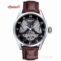 Ingersoll IN6901BK Stetson Mens Brown Automatic Leather Watch