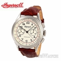 Ingersoll IN5901CH Mens Mechanical Leather Watch