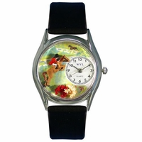 Horse Competition Watch Classic Silver Style S 0810001