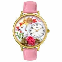 Unicorn Watch in Gold or Silver Unisex G 1610002