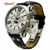 Ingersoll IN1202SL Bison No.5 Automatic Leather Watch