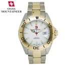 Mens Swiss Luxury Watch Bracelet