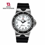 Black Swiss Made Watch Casual