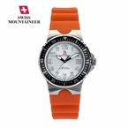 Sport Ladies Swiss Watch Orange