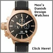 Mens Danish Watches