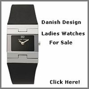 Ladies Danish Watches