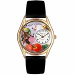 Moms Kitchen Watch Classic Gold Style C 1010015