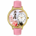 Teen Girl Watch in Gold or Silver Unisex G 1610008