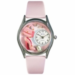 Shopper Mom Watch Classic Silver Style S 1010007