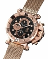 Konigswerk AQ101138G Mens Rose Gold Bracelet Watch