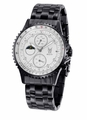 Konigswerk SQ201442G Mens Black Bracelet Watch