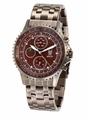 Konigswerk SQ201444G Mens Brown Bracelet Watch