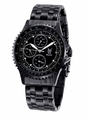 Konigswerk SQ201415G Mens Black Bracelet Watch