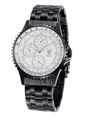 Konigswerk SQ201419G Mens Black Bracelet Watch